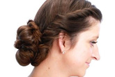 6 cách để tóc thú vị cho ngày mưa