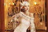 """10 váy cưới vintage """"trong mơ"""" cho cô dâu mùa thu"""