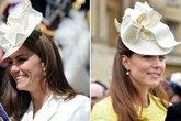 10 kiểu mũ Công nương Kate mê đắm