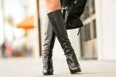 """Chọn và phối boots cao cổ cho nàng """"chân ngắn"""""""