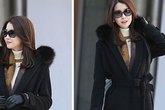 Áo cổ lông - món đồ không thể chối từ ngày đông