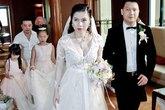 Những mẫu váy cưới đẹp nhất Vbiz năm 2013