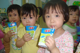 Viện Dinh dưỡng công bố sữa công thức S+ dành riêng cho trẻ em Việt