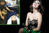 Ca sĩ Quang Lê và Lam Anh gặp tai nạn nghiêm trọng tại Mỹ