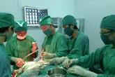 Bệnh viện đa khoa khu vực Định Quán triển khai thành công kỹ thuật phẫu thuật sọ não