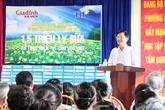 Báo Gia đình & Xã hội là cầu nối mang sự quan tâm của Thủ tướng Chính phủ đến người dân nghèo phường Thanh Lương