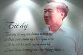 Hà Nội đặt tên phố mang tên nhà thơ Tố Hữu