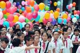 Từ 12/11, học sinh Hà Nội đi học trở lại