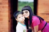 Ngắm con trai 6 tuổi của Ngọc Khuê