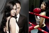 Nghi án tình tay ba náo động showbiz Việt
