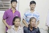 Gia đình thủ khoa nghèo ĐH Y sum họp trong căn nhà tiện nghi