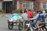 Tâm bão Haiyan di chuyển dọc lên miền Bắc