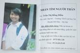 Nữ sinh lớp 8 mất tích ở Hà Nội