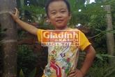 Kỳ án cháu bé mất tích tại nhà bác rể ở Phú Thọ
