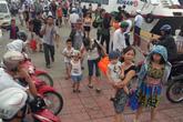Bắt ổ nhóm móc túi khách du lịch tại Cát Bà