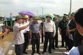 Hải Phòng dừng các cuộc họp để tập trung chống bão số 5