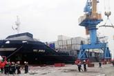 Hải Phòng: Cháy container tàu nước ngoài trong cảng