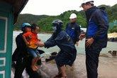 Bão số 6 gây mưa lớn, triều cường ở Hải Phòng
