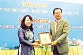 Diễn đàn 40 năm hợp tác Y tế Việt Nam – Nhật Bản: Dấu ấn và những kỳ vọng