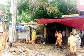 Hai người bị điện giật cháy sém ở Hà Nội: Tư vấn giám sát ở đâu?