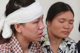 """Xét xử vụ """"quan tài diễu phố"""" tại Vĩnh Phúc: Tan nát nỗi lòng người sống"""