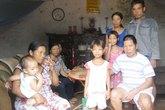 Đại gia đình câm, điếc ở Sóc Sơn, Hà Nội: Ước mơ về chiếc đèn ông sao