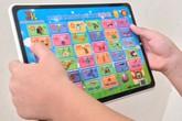 Máy dạy phát âm gây ngọng cho trẻ