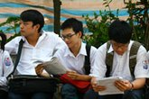 Chưa công bố 6 môn thi tốt nghiệp THPT