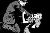 Chồng bóp cổ vợ đến chết rồi tìm cách phi tang