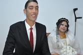 Đám cưới của người đàn ông cao nhất thế giới