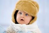 5 chú ý quan trọng khi mặc quần áo cho bé trong ngày lạnh
