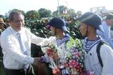 Chủ tịch tỉnh Bà Rịa - Vũng Tàu bị đột quỵ