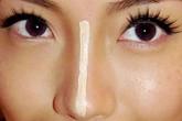 Mẹo chỉnh dáng mũi không cần dao kéo