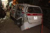Kinh hoàng tàu hỏa tông taxi, 9 người cùng gia đình thương vong