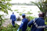 Giật mình vì xác trương phình nổi trên sông Sài Gòn