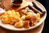 Đâm người vì ngủ dậy không được ăn sáng ngay