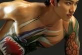 Siêu mẫu Trung Cương dính tin đồn bán dâm 4.000 USD