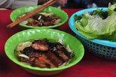 Đổi món với bún chả Nguyễn Thượng Hiền