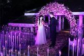 Ngắm ảnh cưới lãng mạn của Bích Huyền