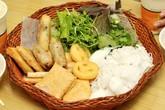 Đi ăn nem giòn phố Nhà Chung