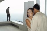 Xót lòng chồng bị đánh ghen