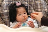 Bí kíp 'vàng' cho bé ăn dặm kiểu Nhật