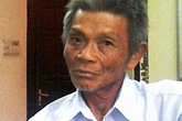 Cụ ông 75 tuổi ra đầu thú sau 25 năm trốn chạy