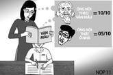Cười 'vỡ bụng' với những bài văn tiểu học