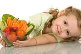 Dạy trẻ thói quen ăn uống lành mạnh