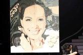 Thí sinh vẽ Thúy Hạnh làm khán giả Got Talent khóc