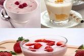 Lạm dụng sữa chua tăng nguy cơ ung thư
