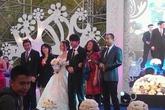 Đám cưới 17 tỷ đồng