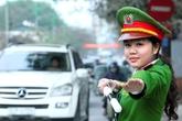Ba nữ sinh cảnh sát được 'săn' nhiều nhất
