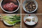 Thịt bò hầm nấm đậm đà mềm thơm